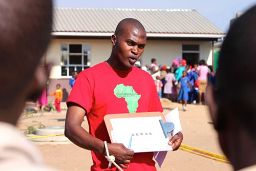 """Sibusiso's Miracle Brings Him """"Home"""" to TLC"""