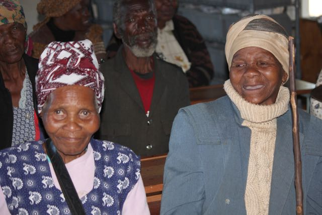 Old Friends Reunite at TLC Outreach