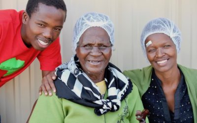Peace on the Miracle Campus Animates Eye Patient